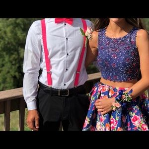 angela and alison homecoming dress